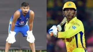IPL 2019: CSK wicketkeeper-batsman N Jagadeesan in awe of MS Dhoni's fitness