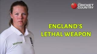 Anya Shrubsole eyes Meg Lanning, Ellyse Perry; calls Heather Knight the prankster in England Women's team