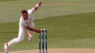 Doug Bracewell praises Mumbai's batting effort on Day 2 of New Zealand's warm-up match