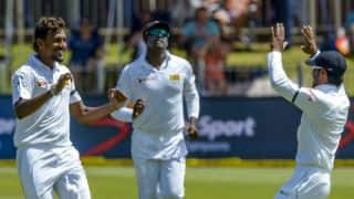 SA vs SL 2nd Test: Couple of changes on cards for Mathews-led side