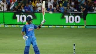 Talking points: Virat Kohli and MS Dhoni soar, Aaron Finch sinks