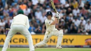 Dominic Bess takes England into lead against Pakistan at tea Day 2, Headingley Test