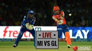 Highlights, Mumbai Indians vs Gujarat Lions IPL 10, Match 16: MI win by 6 wickets