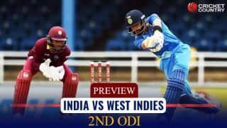 India vs West Indies, 2nd ODI preview and likely XI: Both sides look to earn first win amidst rain threats