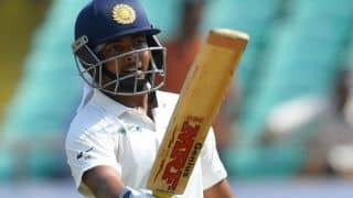 Prithvi Shaw becomes youngest Indian to hit century on Test debut