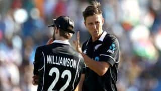 Kane Williamson, Trent Boult return to New Zealand T20I squad For Pakistan T20Is
