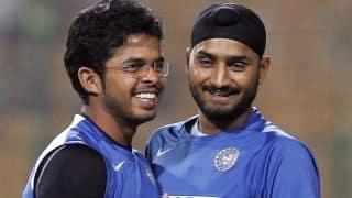 Sreesanth calls Harbhajan Singh most entertaining person in Indian dressing room