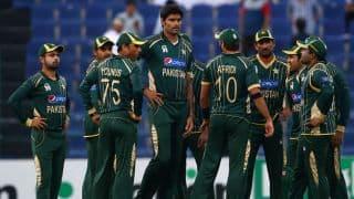 Pakistan start training camp ahead of ICC World Cup 2015