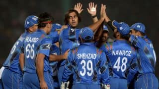 Bangladesh vs Afghanistan, Asia Cup 2014 Match 5 at Fatullah