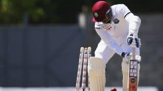 WI retain hope despite poor show with bat vs AUS on Day 1 of 1st Test