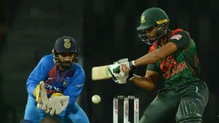 Karthik admits Bangladesh a good side in subcontinent