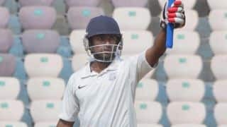 Maharashtra beat Saurashtra by 4 runs in Vijay Hazare tournament tie