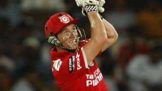 KXIP in trouble after losing four early wickets against DD in IPL 2015