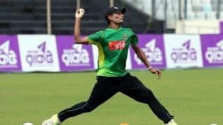 Bangladesh add Shafiul Islam as cover to beat Sri Lanka heat