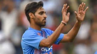 Bhuvneshwar Kumar credits IPL for making an Indian bowler a thinking kind