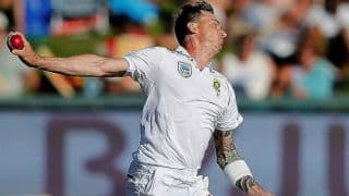 Dale Steyn eyes return to cricket in June