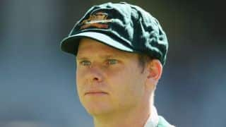 Steven Smith defends the timing of Australia declaration