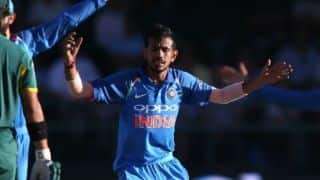 Rahul Dravid's advice Yuzvendra Chahal to Play more red ball cricket