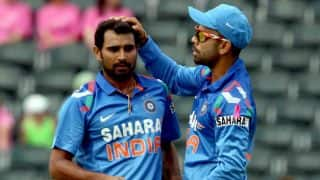 India vs South Africa 2013 stats review: 1st ODI at Johannesburg