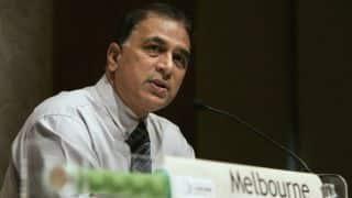 India tour of Australia 2014-15: Sunil Gavaskar says Australia tour would be good exposure before ICC World Cup 2015