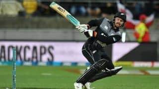 1st T20I: Tim Seifert the enforcer as New Zealand surge to 219