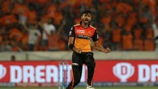IPL 2019, SRH vs DC: Khaleel Ahmed scalps three as Sunrisers Hyderabad restrict Delhi Capitals to 155/7