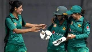 Pakistan women win 3rd ODI, clinch series 2-1 against West Indies women
