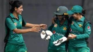 PAKw vs WIw: तीसरा वनडे जीतकर पाक ने सीरीज पर 2-1 से किया कब्जा