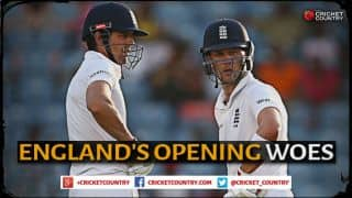 With Jonathan Trott's retirement, will England finally select proper opening partner for Alastair Cook in Tests?