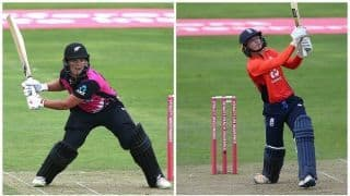 New Zealand post Women's T20I record, England surpass in hours