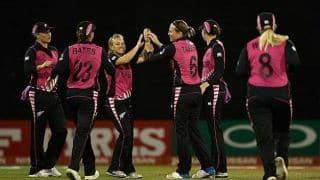 ICC Women's World T20: Watkin, Kerr spin New Zealand to win over Pakistan