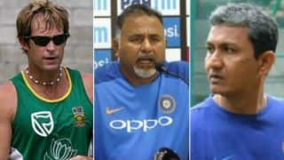 Team India New Batting, Bowling coach: Sanjay Bangar, jonty Rhodes, R shridhar, Bharat Arun given interview