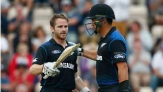 केन विलियमसन ने टॉस जीता, पहले बल्लेबाजी का फैसला