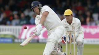 MCC vs RoW: MCC cruising towards victory with Aaron Finch getting 150