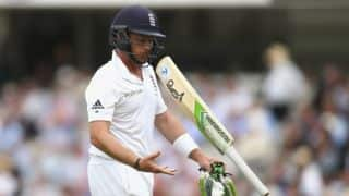 Ian Bell's dismissals on 1 — and other similar records