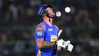 IPL 2018: Watch Trent Boult's ripper to send back Ben Stokes