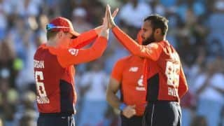 Adil Rashid did an incredible job for England: Eoin Morgan