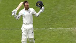 Blundell sets new record on Test debut for NZ