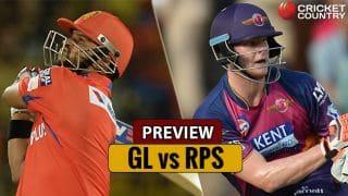 GL vs RPS, IPL 2017, Match 13, preview: GL look to cash in on Jadeja's return