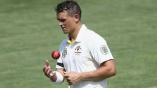 Lehmann all praises for  O'Keefe; compares his spell with Johnson's in 2013 Ashes