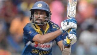 Sri Lanka vs England 2014: Tillakaratne Dilshan completes 9,000 ODI runs, scores 18th ODI century