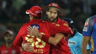 Andrew Tye becomes 1st foreign bowler to take Four-wicket hauls in consecutive matches in IPL