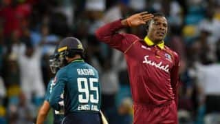 Sheldon Cottrell is one for the future: Jason Holder