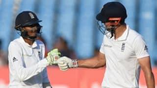 India vs England 2nd Test: Vishakhapattanam Test, Day 4, Tea report