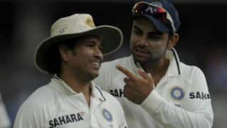 India fortunate to have Sachin Tendulkar, Virat Kohli: Sourav Ganguly