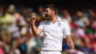 James Anderson grabs five against Northants