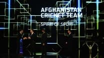 Afghanistan cricket team win Laureus Spirit of the Sport Award
