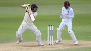 1st Test, Day 4 Lunch Report: England Openers Cut Down West Indies Lead in Southampton