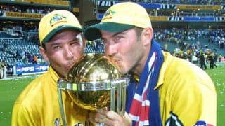 Australia's self-belief helped outplaying India in 2003 World Cup final: Damien Martyn