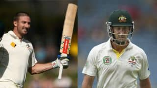 IND vs AUS: Sand in hourglass slipping off for Shaun Marsh